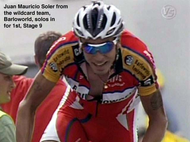 ITV Tour De France 2011 Stage 19 Highlights (22nd July 2011) PDT