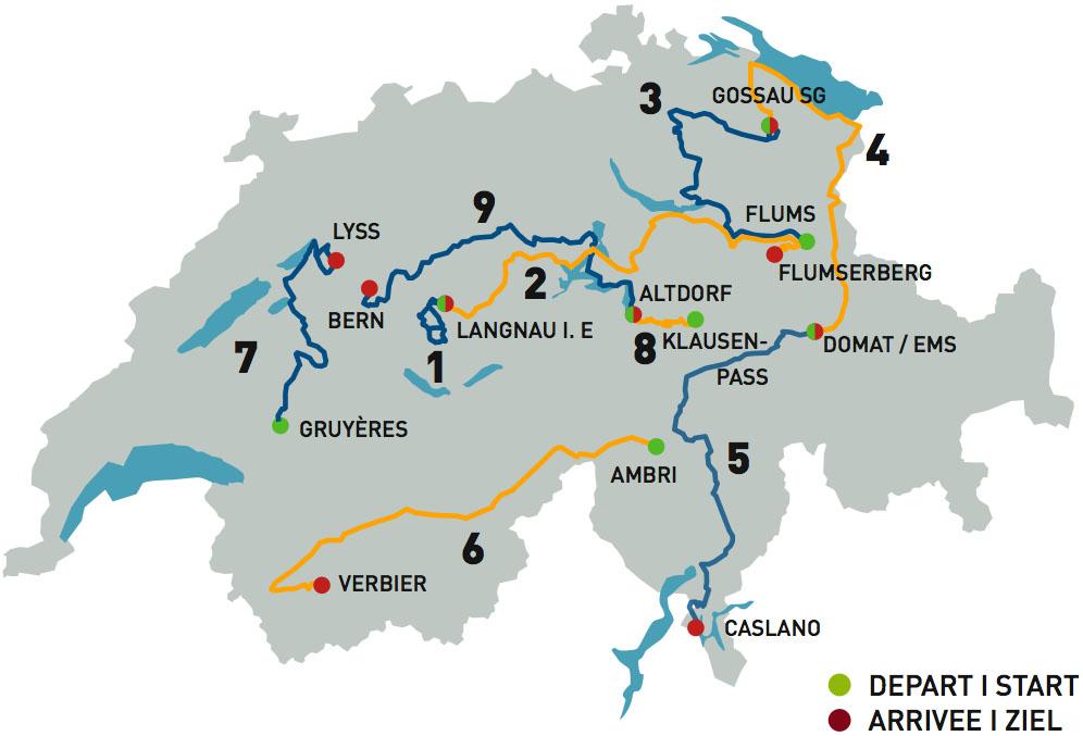 tour de france route 2011. 2011 Tour de France 2011 route
