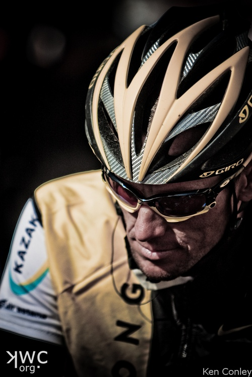 Lance Armstrong - (c) Ken Conley