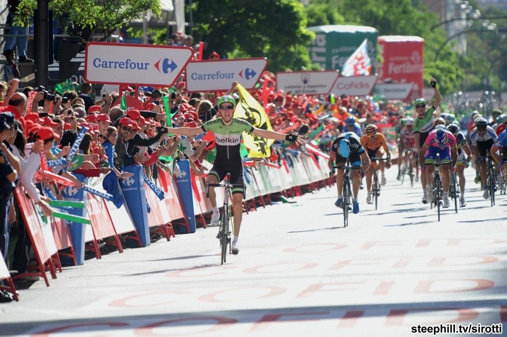 Chris HORNER คว้าชัย Vuelta a España 2013 .