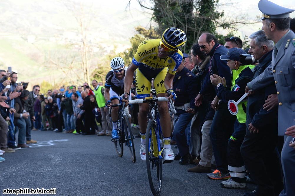 Tirreno Adriatico 2014, Stage 5
