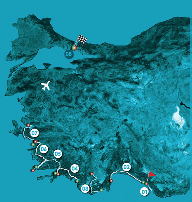 2014 Tour of Turkey Live Video, Route, Teams, Results ...
