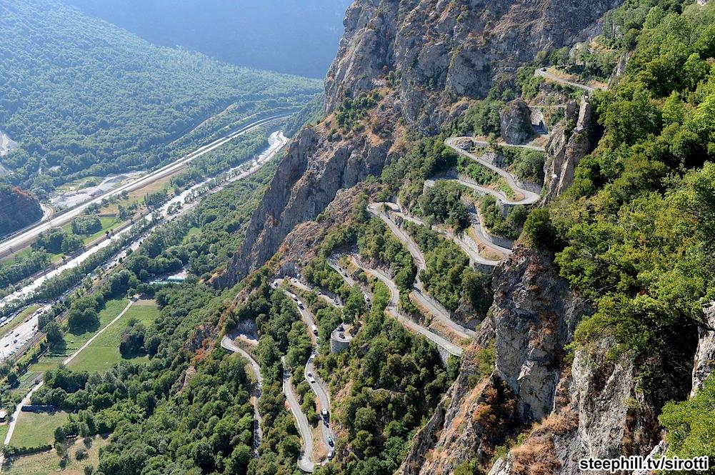 Tour De France Steephill