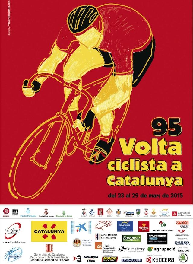 Photo: 2015 Volta a Catalunya P.