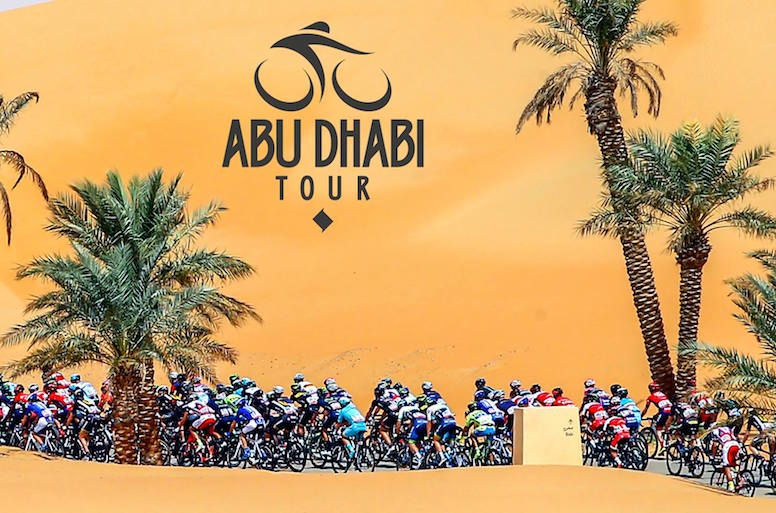2018 Abu Dhabi Tour Live Video, Preview, Startlist, Route, Results