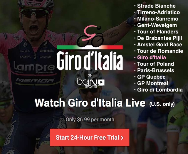Giro DItalia Live