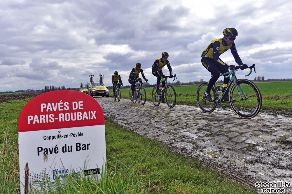 Paris Roubaix 2018 Road