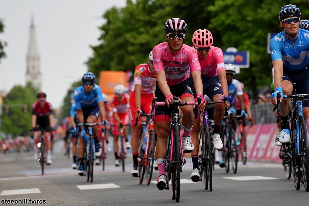 El ciclista francés Arnaud Démare (Groupama-FDJ) se ha impuesto en la décima etapa de la 102ª edición del Giro de Italia, una jornada completamente llana de 145 kilómetros que enlazó este martes las localidades italianas de Ravenna y Modena.