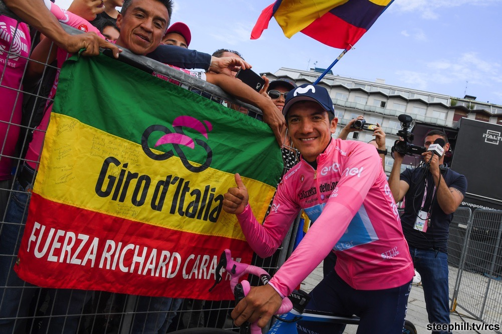 2019 Giro d'Italia Live Video, Preview, Startlist, Route