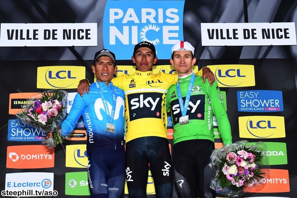 2019 Paris-Nice Live Video, Preview, Startlist, Route