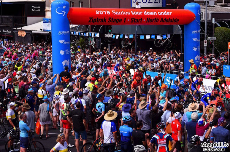 2019 Tour Down Under Live Video, Preview, Startlist, Route, Results