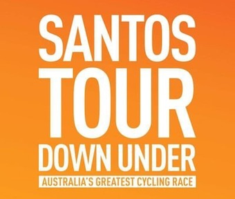 Santos Tour Down Under 2.UWT AUS (1ª Cat)  Badge